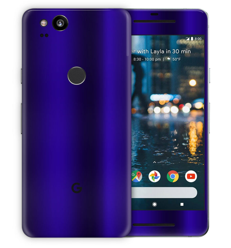 Google Pixel 2 Chrome Collection - JW Skinz
