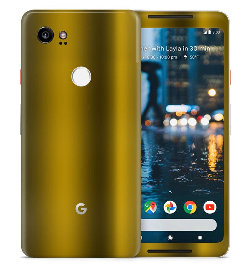 Google Pixel 2XL Phone Skins Chrome - JW Skinz