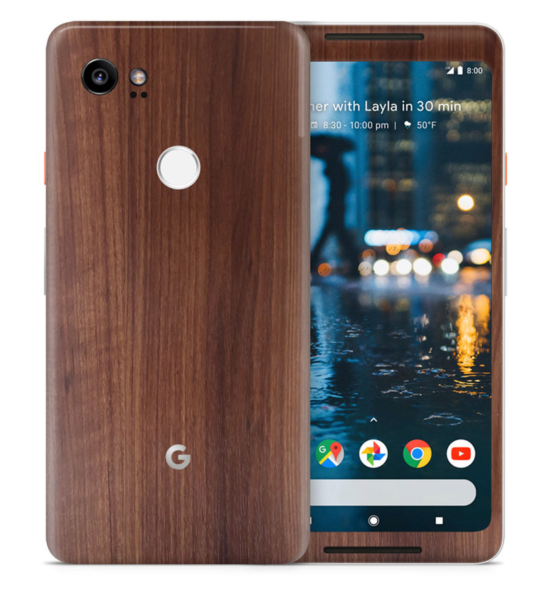Google Pixel 2XL Woodgrain Collection - JW Skinz