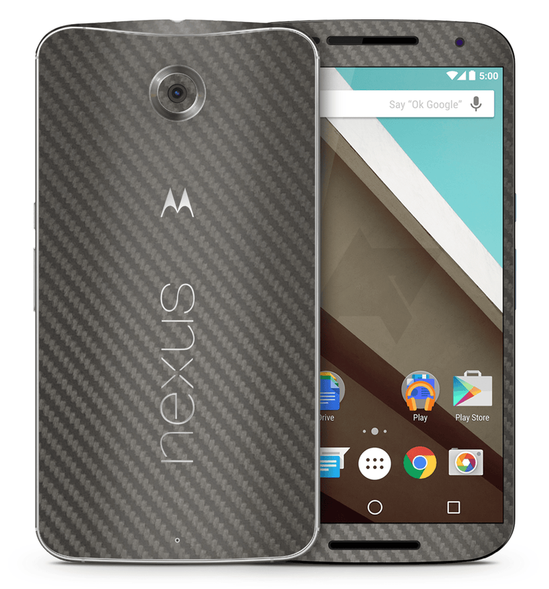 Google Nexus 6 Carbon Collection - JW Skinz