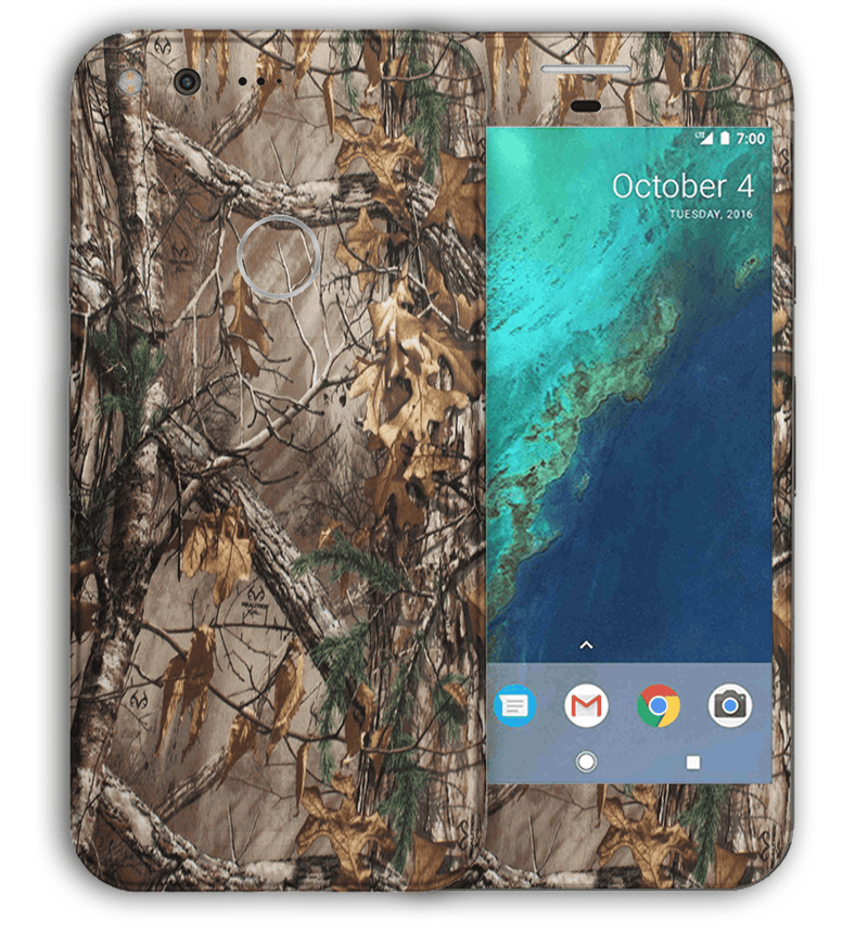 Google Pixel XL Camo Collection - JW Skinz