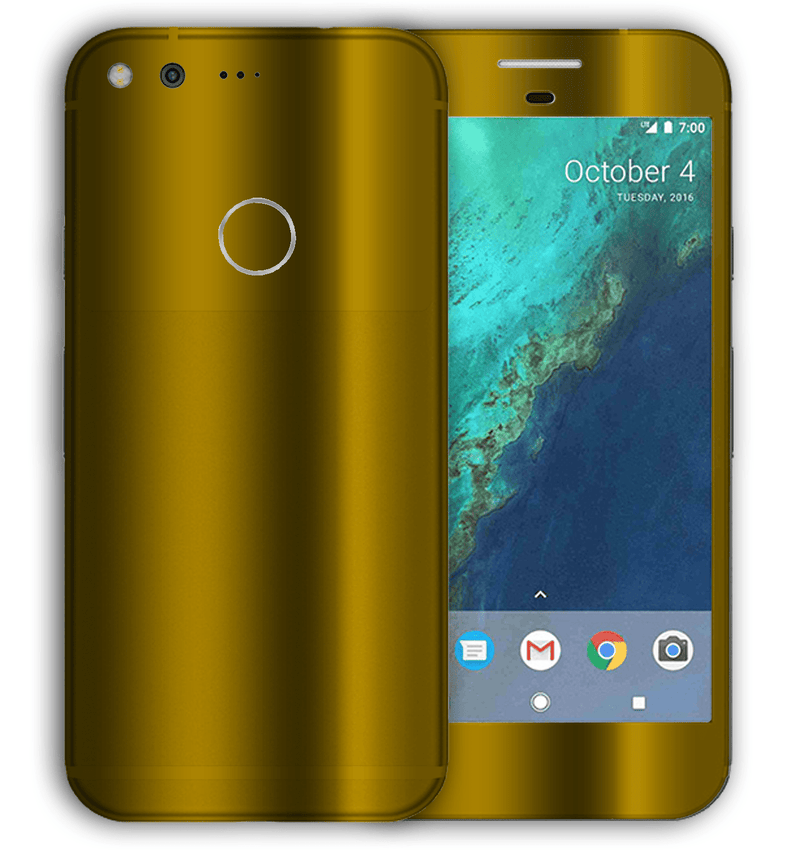 Google Pixel Chrome Collection - JW Skinz