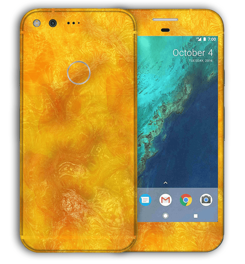 Google Pixel Marble Collection - JW Skinz