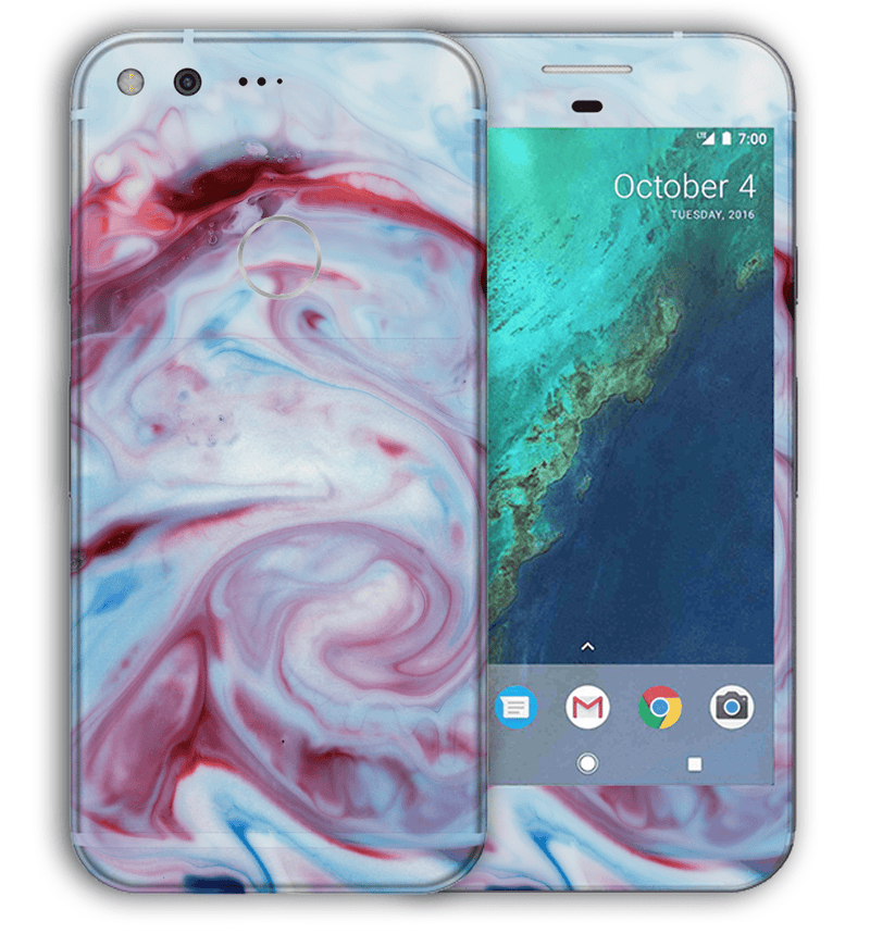 Google Pixel XL Marble Collection - JW Skinz