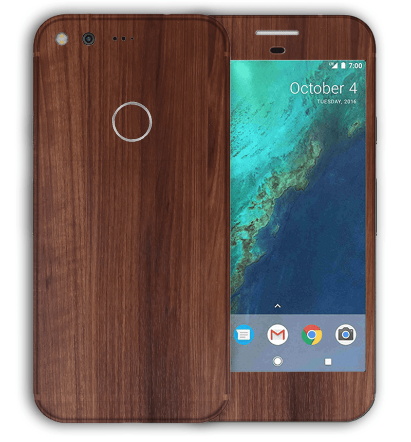 Google Pixel Woodgrain Collection - JW Skinz