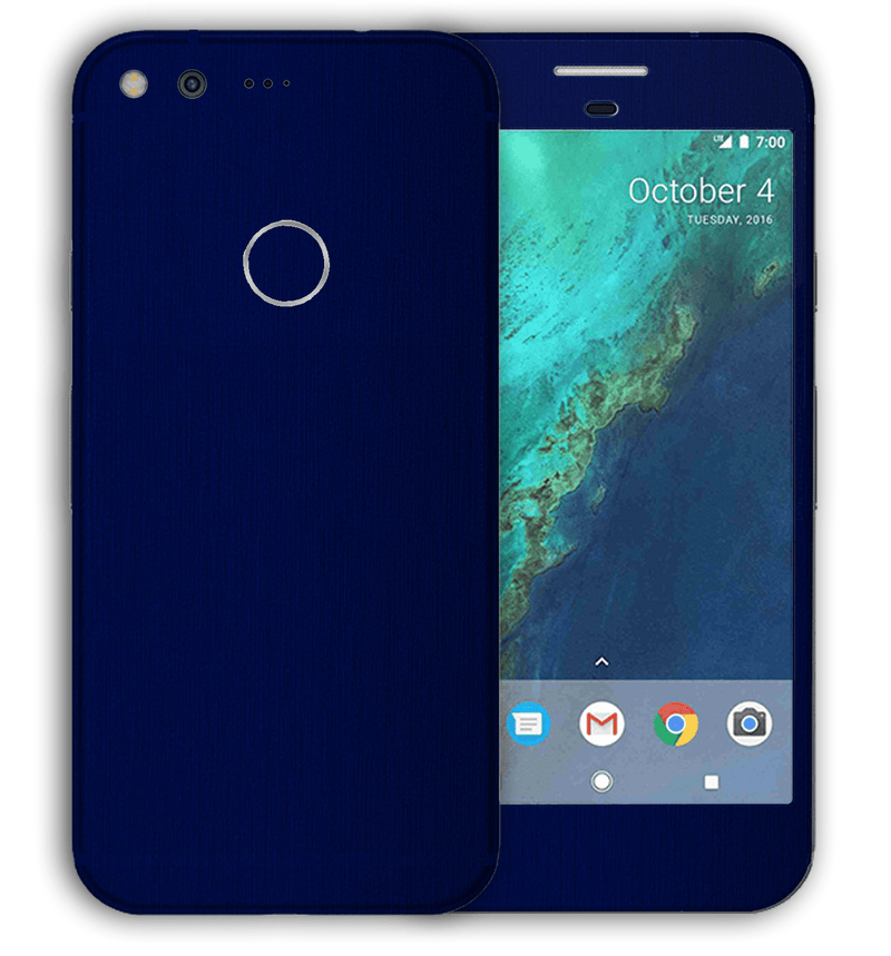 Google Pixel XL Brushed Aluminum Collection - JW Skinz
