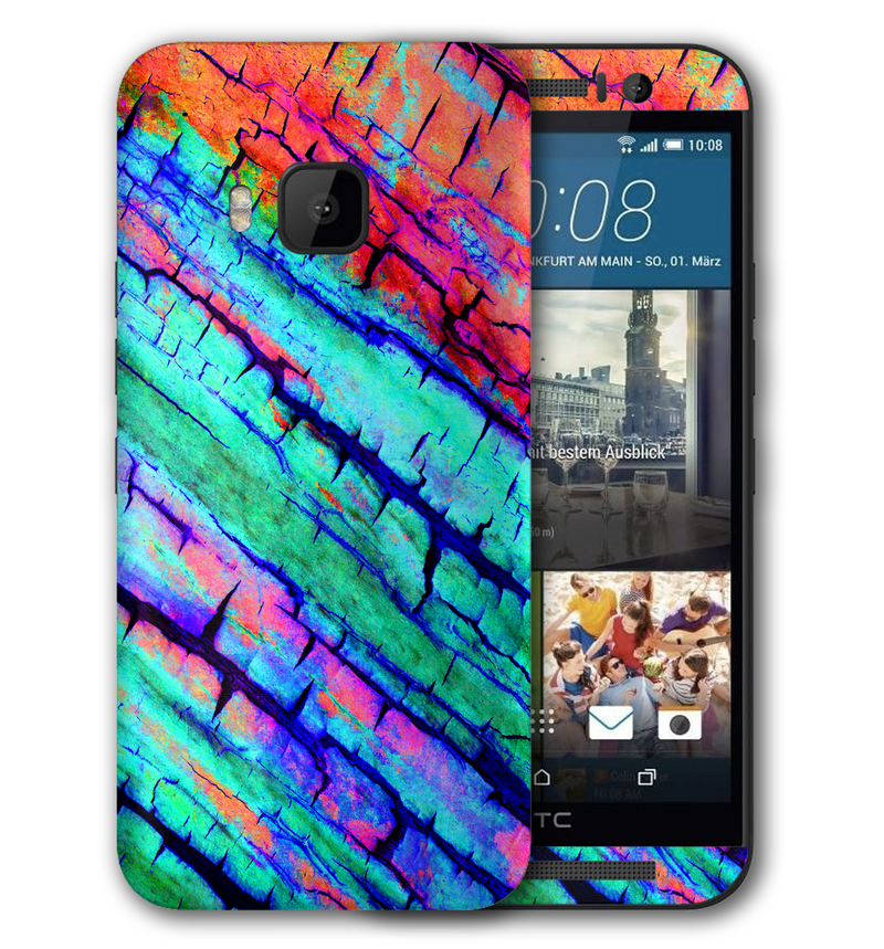 HTC One M9 Phone Skins Abstract - JW Skinz
