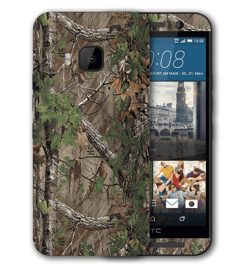 HTC One M9 Camo Collection - JW Skinz