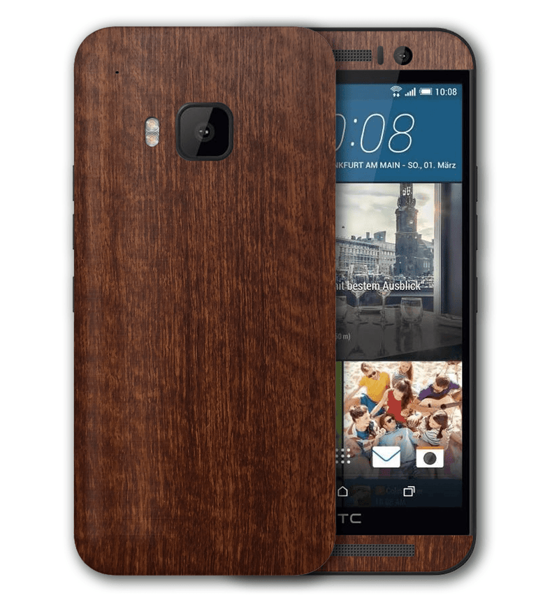 HTC One M9 Woodgrain Collection - JW Skinz