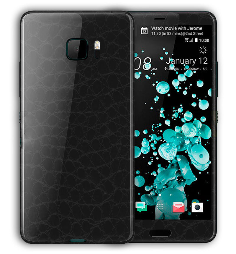 HTC U Ultra Phone Skins Textured - JW Skinz
