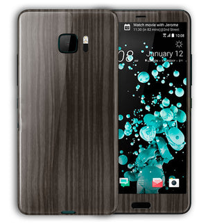 HTC U Ultra Phone Skins Woodgrain - JW Skinz