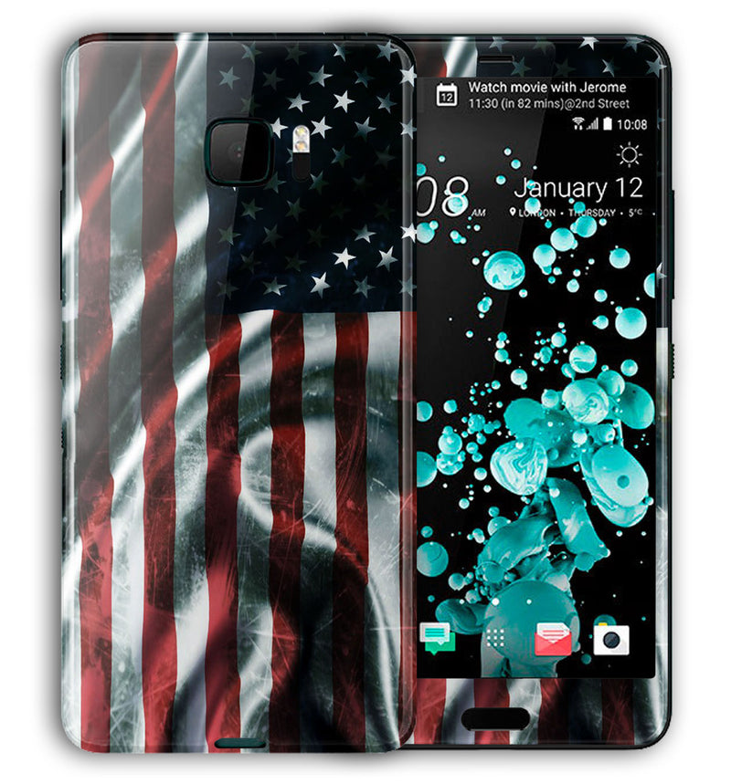 HTC U Ultra Phone Skins Freedom - JW Skinz