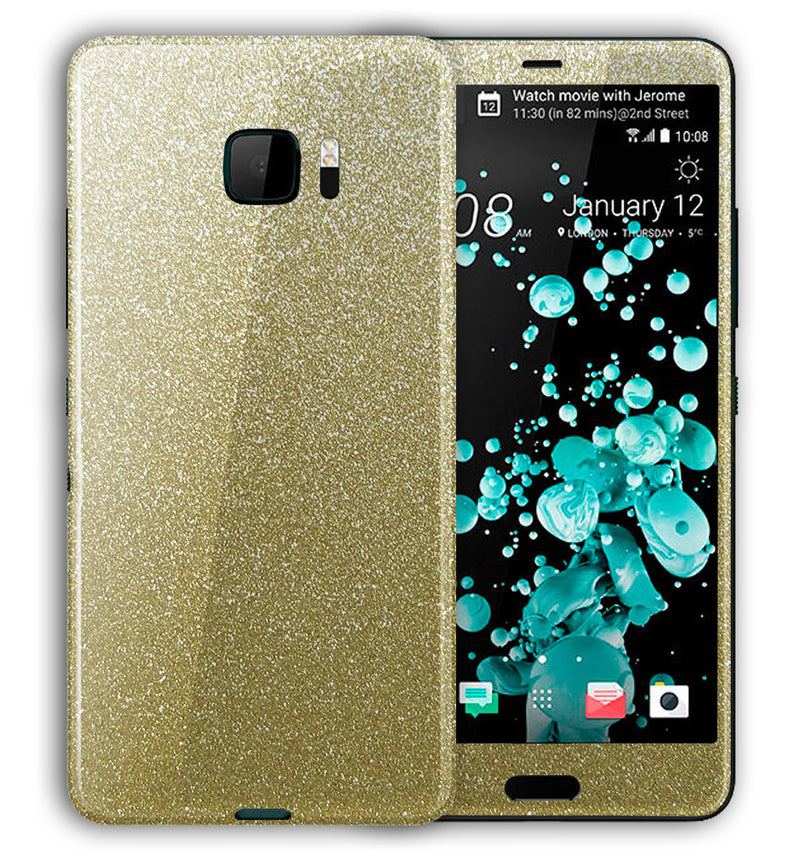 HTC U Ultra Phone Skins Sparkle - JW Skinz