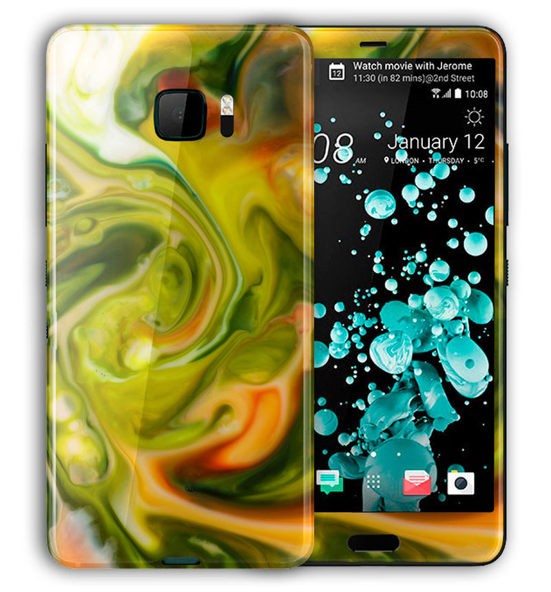 HTC U Ultra Marble Collection - JW Skinz