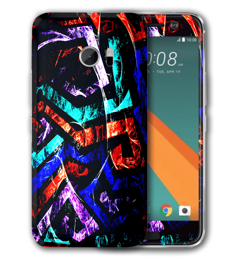 HTC U11 Abstract Collection - JW Skinz