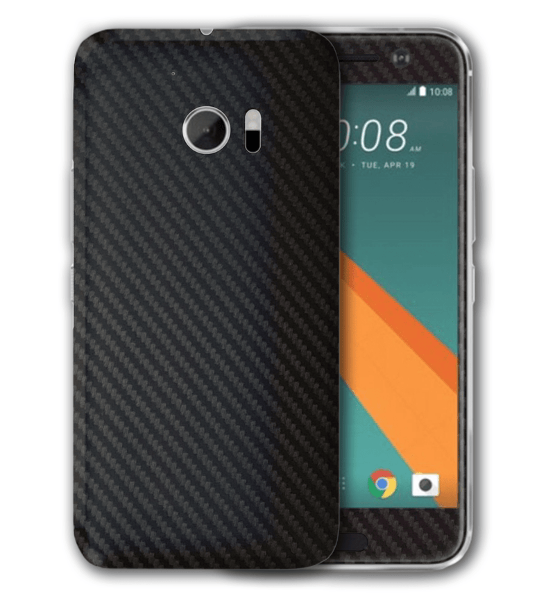 HTC 10 Carbon Collection - JW Skinz