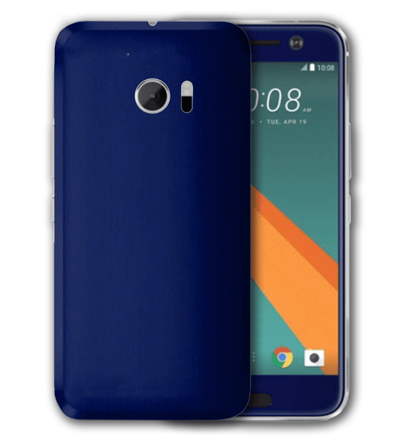 HTC U11 Brushed Aluminum Collection - JW Skinz