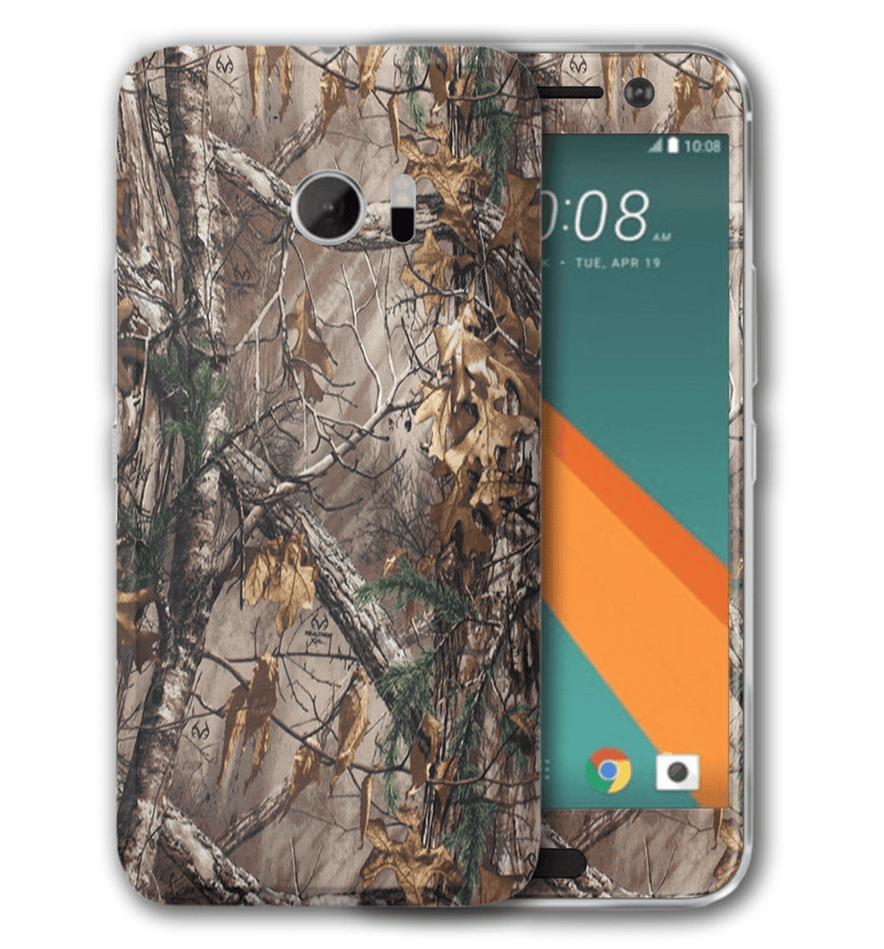 HTC 10 Camo Collection - JW Skinz