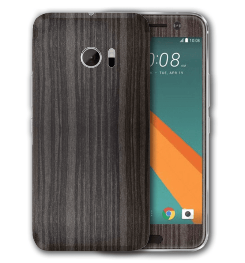 HTC 10 Woodgrain Collection - JW Skinz