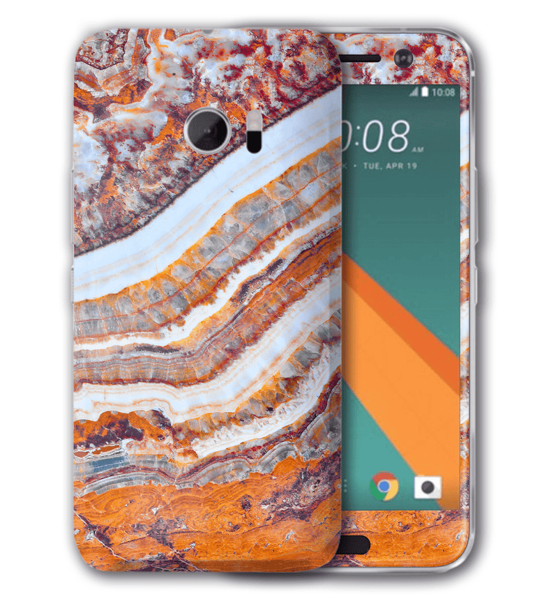 HTC 10 Marble Collection - JW Skinz