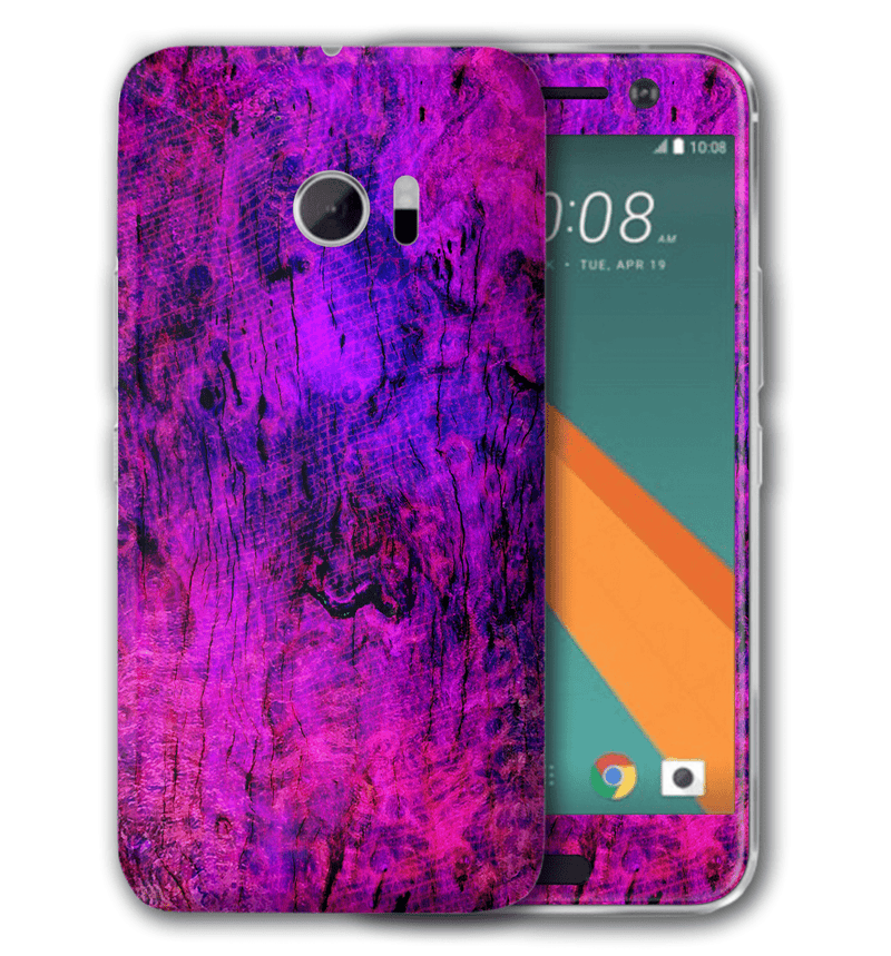 HTC U11 Stabilized Wood Collection - JW Skinz