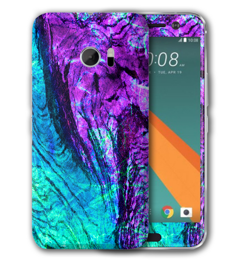 HTC 10 Stabilized Wood Collection - JW Skinz
