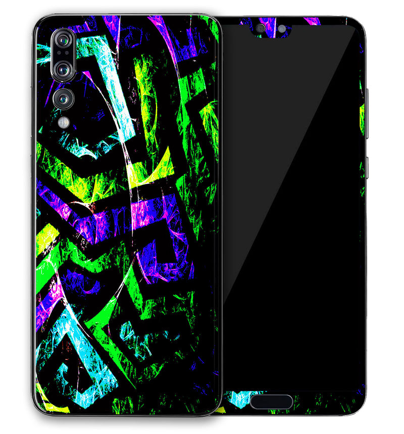 Huawei P20 Pro Phone Skins Abstract - JW Skinz
