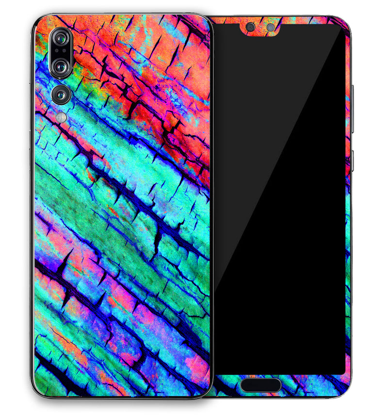 Huawei P20 Pro Phone Skins Abstract