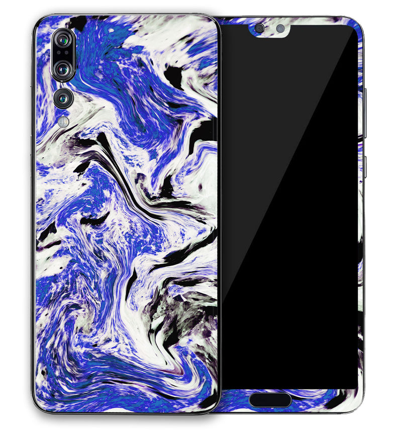 Huawei P20 Pro Phone Skins Exotic Granite