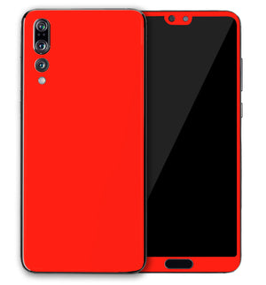 Huawei P20 Pro Phone Skins Fluorescent - JW Skinz