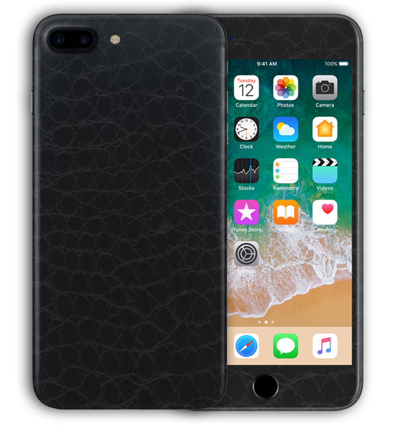 iPhone 7 Plus Phone Skins Textured - JW Skinz