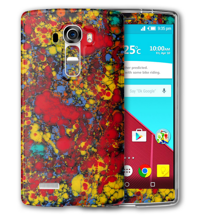 LG G4 Marble Collection - JW Skinz