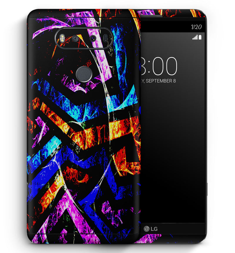 LG V20 Phone Skins Abstract - JW Skinz