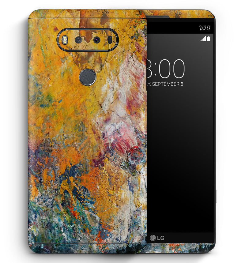 LG V20 Marble Collection - JW Skinz