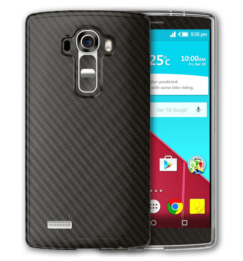 LG G4 Carbon Collection - JW Skinz