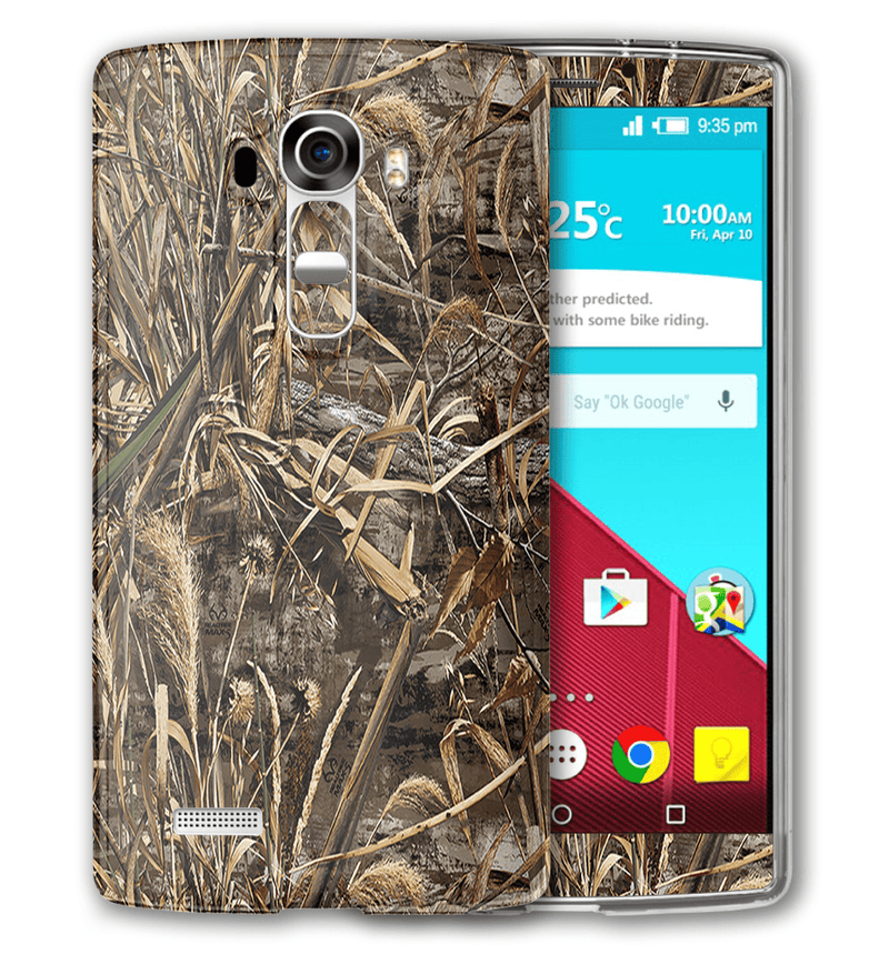 LG G4 Camo Collection - JW Skinz