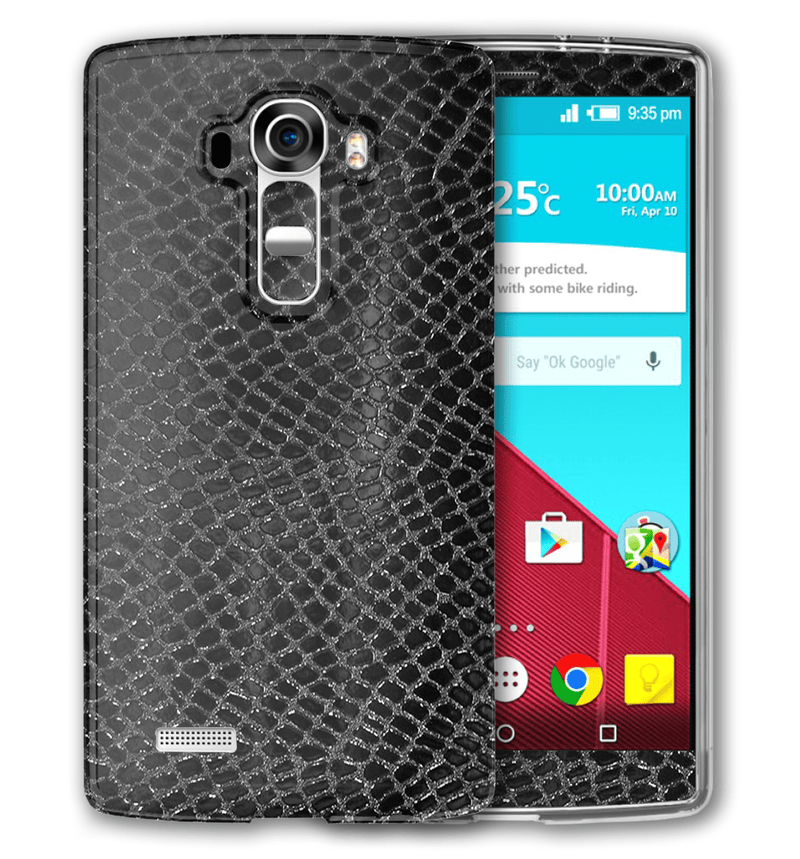 LG G4 Textured Collection - JW Skinz