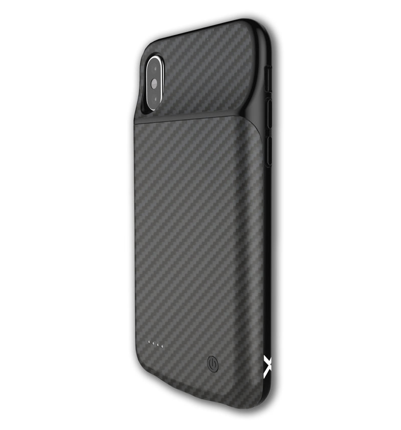 LUX Skin iPhone X Carbon Fiber