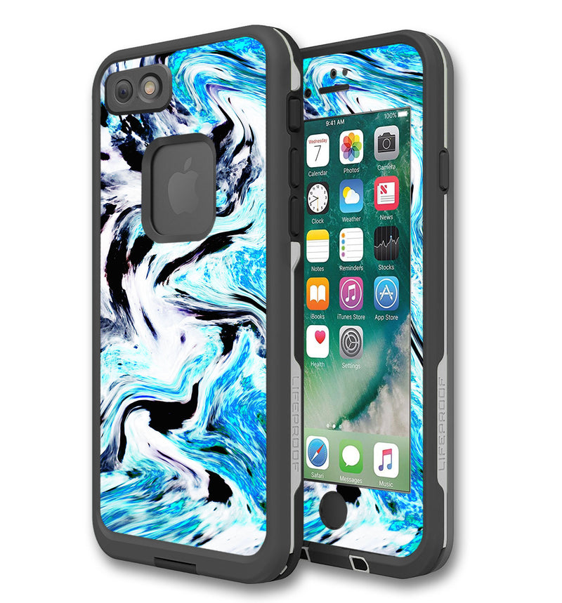 LifeProof FRE Skin iPhone 6/6S Exotic Granite - JW Skinz