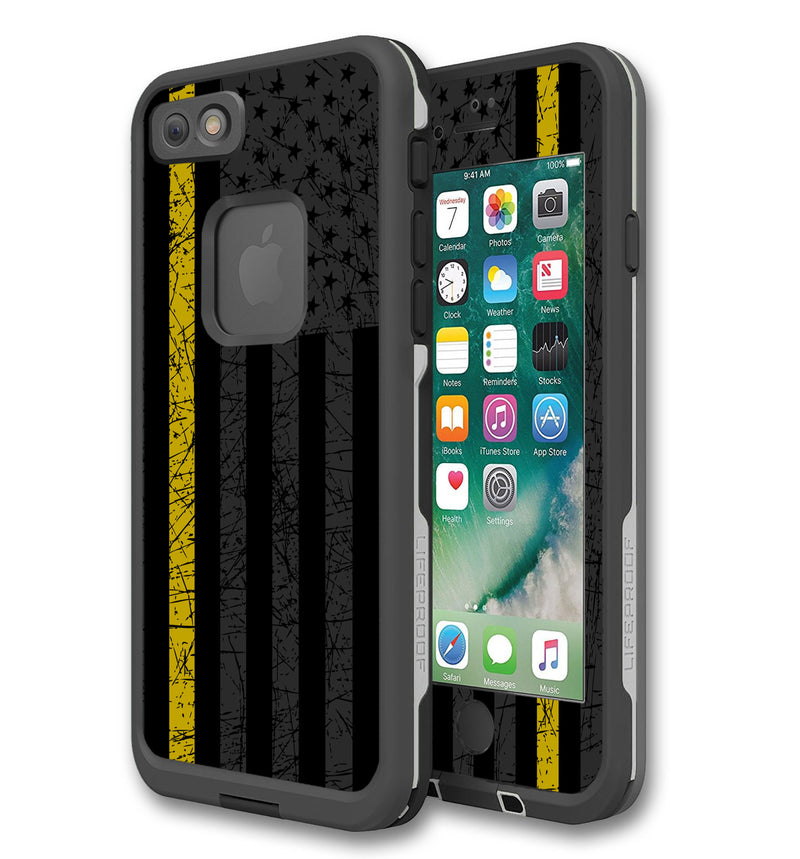 LifeProof FRE Skin iPhone 6 Plus/6S Plus Freedom - JW Skinz
