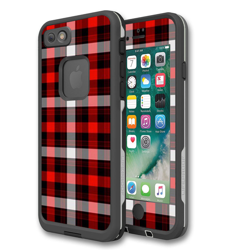 LifeProof FRE Skin iPhone 6 Plus/6S Plus Plaid - JW Skinz