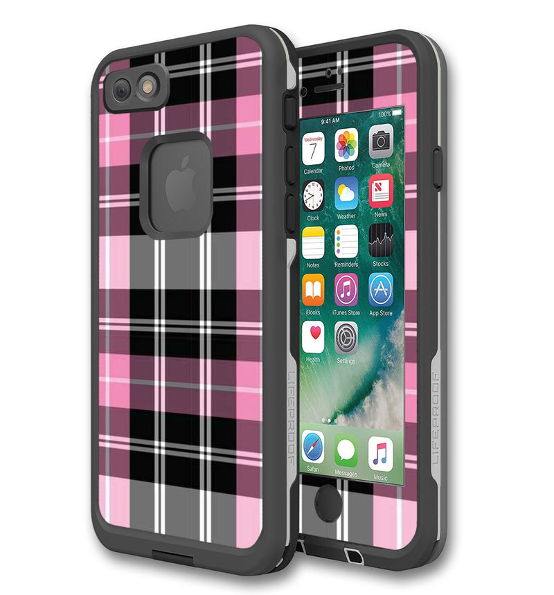 LifeProof FRE Skin iPhone 6/6S Plaid - JW Skinz