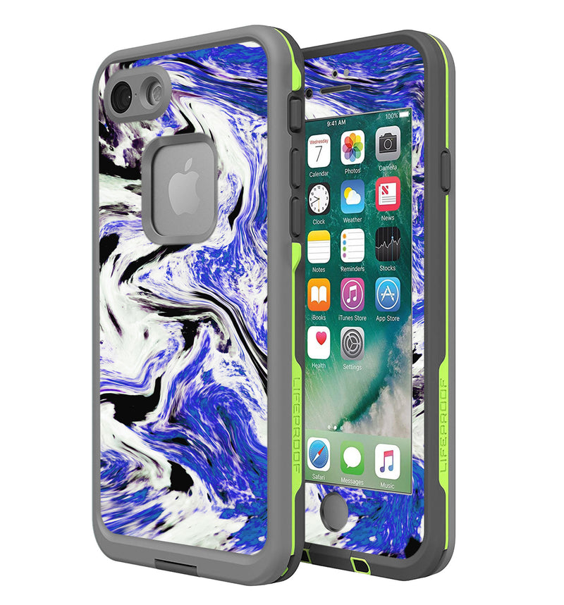LifeProof FRE Skin iPhone 7/8 Exotic Granite - JW Skinz