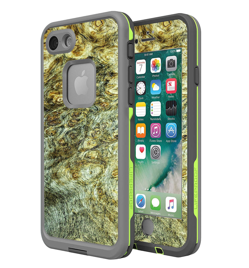 LifeProof FRE Skin iPhone 7/8 Stabilized Wood - JW Skinz