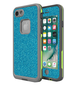 LifeProof FRE Skin iPhone 7/8 Sparkle - JW Skinz