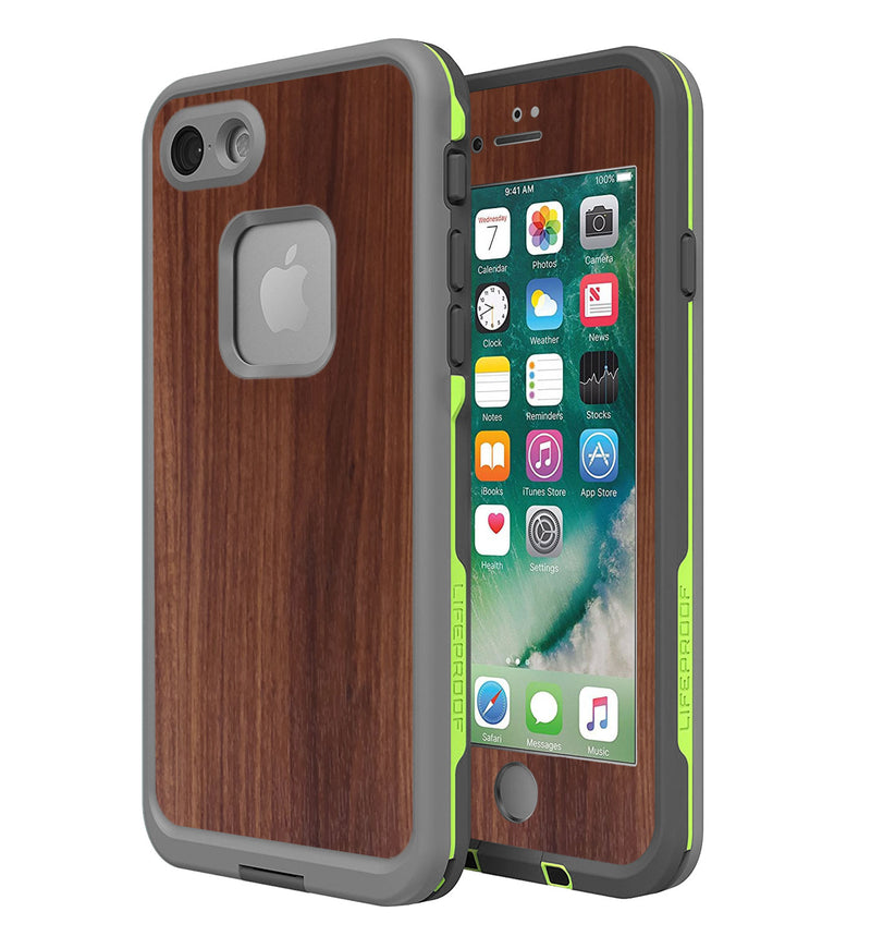 LifeProof FRE Skin iPhone 7/8 Woodgrain