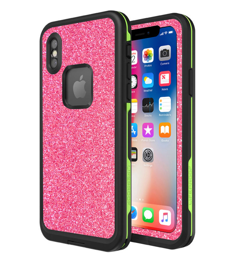 LifeProof FRE Skin iPhone X Sparkle - JW Skinz