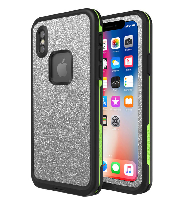 LifeProof FRE Skin iPhone X Sparkle