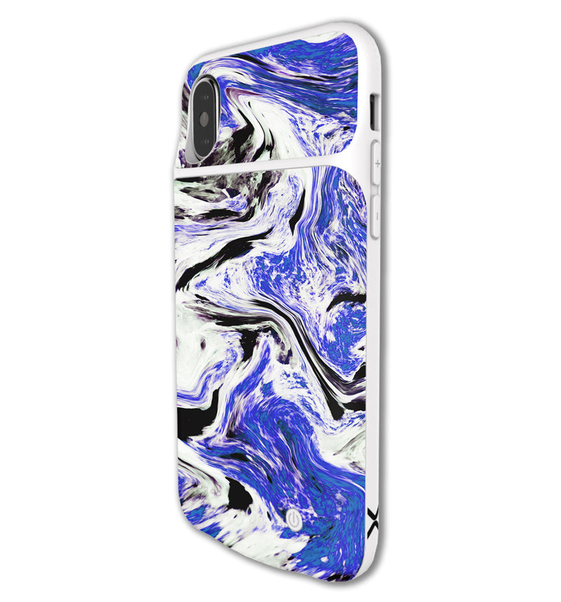 LUX Skin iPhone X Exotic Granite - JW Skinz