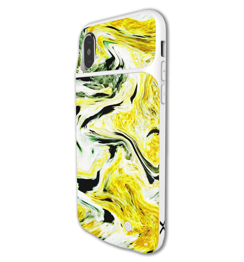LUX Skin iPhone X/XS Exotic Granite - JW Skinz